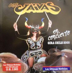 Los Jaivas-En Concierto: Gira Chile 2000 Folk, 2000s Fashion, Chile, Movies, Movie Posters, Con Cd, Music Letters, Concert, Songs
