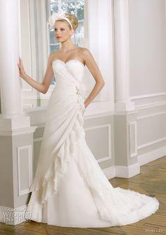 015b4de3ae8d Mori Lee Wedding Gowns 2011 Bridal Collection. Abiti Da ...