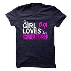 Border Terrier T Shirts, Hoodies. Check price ==► https://www.sunfrog.com/Pets/Border-Terrier-50478930-Guys.html?41382 $22.99