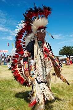 Annual National Championship Indian Pow Wow. Grand Prairie, Texas. Photo by Andy New.