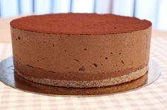 Royal au chocolat ou trianon