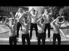 "Abercrombie & Fitch models, ""Call Me Maybe"".. Well I could watch this for hours...  @ClaireNovelly"