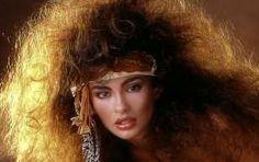 80s big hair photo