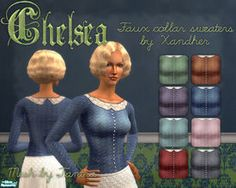 Xandher's Sims 2 Downloads