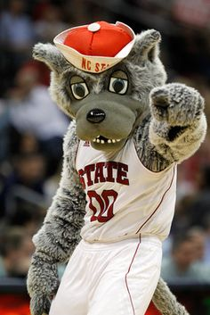 NC State Wolfpack is playing in the Jimmy V Classic this December (update: and we won!!)