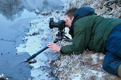 Tripod Tips: Using A Tripod To Shoot From Unusual Camera Angles | Digital Camera World
