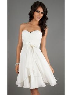 Shop wedding dresses and bridal gowns at PromGirl. White bridal dresses, ivory dresses for brides, destination wedding dresses, prom wedding dresses, and wedding gowns for brides. Mori Lee Prom Dresses, Homecoming Dresses, Bridesmaid Dresses, Bridesmaids, Bridesmaid Ideas, Shower Dresses, Party Dresses, Occasion Dresses, Dress Party