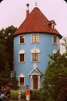 Moomin house!!!