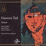 Einem: Dantons Tod [CD]