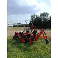 Moris Series 3 Backhoe - Approved Hydraulics Ltd Series 3, Agriculture, Tractors