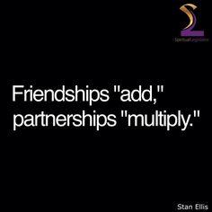 #Partnership #ThinkBIGSundayWithMarsha @marshawright