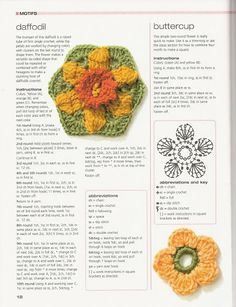 Crochet sólo con paso a paso o video (pág. 31) | Aprender manualidades es facilisimo.com