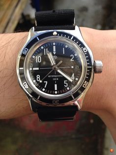 The new Vostok Amphibia SE. - Page 48