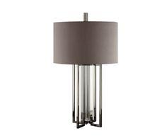 Настольная лампа Tensdale - металл, Ø43х74 см