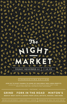 Nightmarket_november in color layout design, graphic design posters, graphi Event Poster Design, Poster Design Inspiration, Graphic Design Posters, Graphic Design Typography, Graphic Design Illustration, Branding Design, Event Invitation Design, Event Posters, Poster Ideas