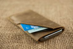 iPhone Leather Case  iPhone 5 and iPhone 4 Leather by PopovLeather, $20.00