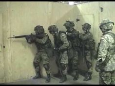 CQB - Close Quarter Battle Training