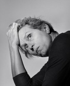 "Frances McDormand's Difficult Women ""I was too old, too young, too fat, too thin, too tall, too short, too blond, too dark — but at some point they're going to need the other,"" Frances McDormand said. ""So I'd get really good at being the other."""