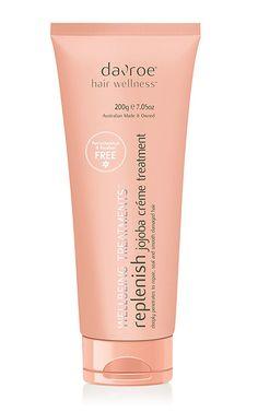 Replenish Jojoba Hair Treatment | Davroe CRUELTY FREE