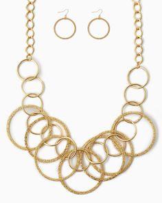 charming charlie | Mixing Links Necklace Set | UPC: 410006677432 #charmingcharlie