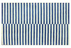 One Kings Lane - Style Steals  - Casper Rug, Blue