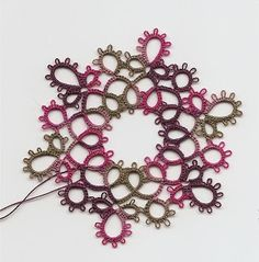 "snowy's tatting: My ""Go to"" pattern"