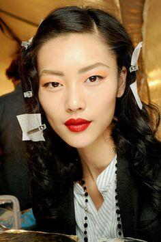 Liu Wen ✤ Victoria's Secret
