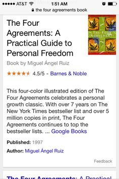Personal freedom...enjoy this book!