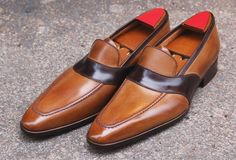 Loafer Bicolore - #Zapatos Marc Guyot 2015 #Shoes