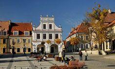 Sandomierz, Poland.