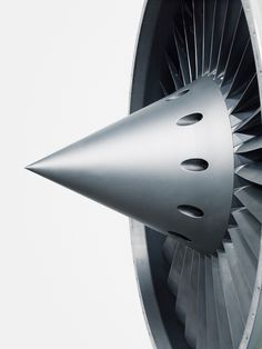 Turbine. Jet Engine.