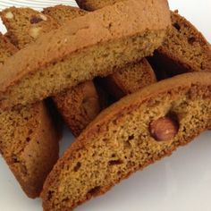 Brown Biscotti/ Piparelli
