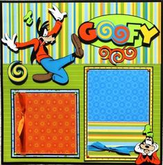 Last Disney Scrapbooking Page Ideas | ALL IMAGES COPYRIGHTED 2008 The Avid Scrapper