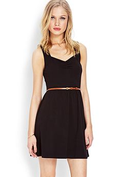 Sweetheart A-Line Dress | FOREVER21 - 2000088427