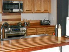 Enlarge Maple Butcher Block Countertop Picture | Kitchen | Pinterest |  Butcher Blocks, Countertop And Countertops