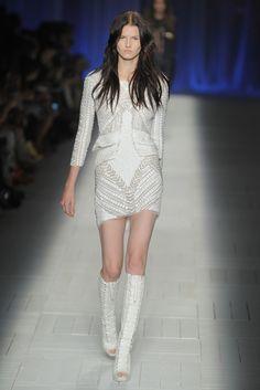 Just Cavalli RTW Spring 2013 - Runway, Fashion Week, Reviews and Slideshows - WWD.com