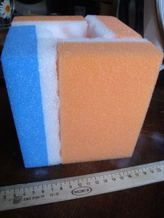 Развивающий кубик (много фото)