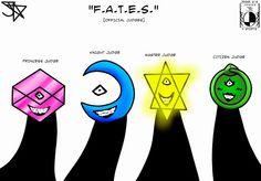 F.A.T.E.S.: FATES JUDGES NEW OFFICIAL DESIGNS: Judges, Citizen, Knight, Illustration Art, News, Design, Cavalier, Knights