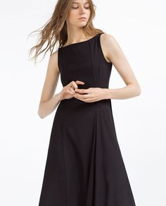 Image 2 of MID-LENGTH DRESS from Zara