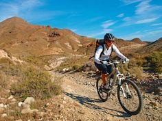 NATURALEZA RODALQUILAR: Travesía EN BICICLETA por el Cabo de Gata. Por Ser...