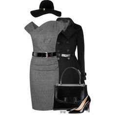 """""""Old School Glamour"""" by partywithgatsby on Polyvore"""