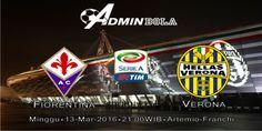 Prediksi Bola Fiorentina vs Verona 13 Maret 2016