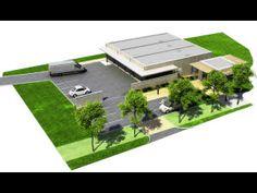 27/05/13. MORBIHAN. Gabriel-Deshayes. Le bâtiment qui accueillera l'activité traiteur de l'Esat devrait sortir de terre en janvier 2014. (Chambaud architecte). http://www.letelegramme.fr/local/morbihan/vannes-auray/auray/gabriel-deshayes-l-association-s-agrandit-27-05-2013-2115845.php