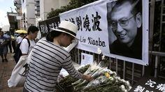 Activistas pro democracia están de duelo por muerte Liu Xiaobo
