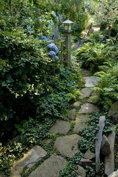 A Whole Bunch Of Beautiful & Enchanting Garden Paths ~ Part 5