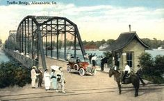 Alexandria LA | Alexandria Louisiana History, Founding, Alexander Fulton, Red River ...