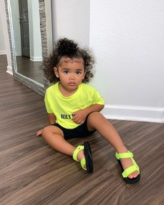 𝐒í𝐞𝐧𝐚 𝐏𝐫𝐞𝐬𝐥𝐞𝐲 𝐒𝗺𝐢𝐭𝐡 (@sienapresley) • Instagram photos and videos Black Kids Fashion, Cute Kids Fashion, Baby Girl Fashion, Cute Toddler Hairstyles, Baby Girl Hairstyles, Cute Little Girls Outfits, Kids Outfits Girls, Baby Outfits, Mix Baby Girl