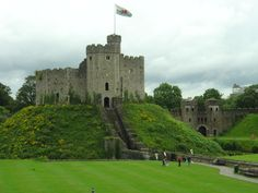 Wales - it looks so incredible - castles, old bridges - old everything! wow