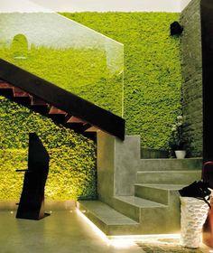Benetti Moss tiled wall (https://www.pinterest.com/AnkAdesign/design-materials/)