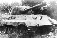 Pz.Kpfw VI Ausf.B Tiger II.